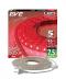 LED Strips Waterproof flexible 7.5W Red 5M