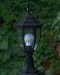 Vintage-04 Outdoor luminaires/Black 1xE27 Fixture (Without lamp)