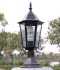 Vintage-03 Outdoor luminaires/Black 1xE27 Fixture (Without lamp)