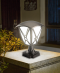 Vintage-02 Outdoor luminaires/Coffee 1xE27 Fixture (Without lamp)