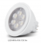 LED MR16 FOG 12V 3w Daylight