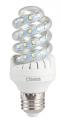LED Spiral 9w Warmwhite E27