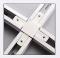 ตัวต่อรางแทร็คไลท์ 4 ทาง (X) / ขาว