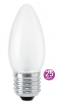 Mini Candle 25w Frosted E27