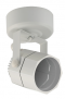 Tracklight Surface Mounted Octagon/White for MR16 GU5.3