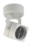 Tracklight Surface Mounted Square/White for MR16 GU5.3