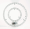 LED Ceiling Kit  With Cover  270 mm 36w Daylight