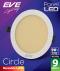 LED Panel Circle 9w Warmwhite