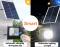 LED Solar Cell Flood Dawn Warmwhite