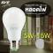 LED A60 Super Save หลอดแอลอีดี A60 ขนาด 5-15 วัตต์ แสงขาวเดย์ไลท์ และแสงเหลืองวอร์มไวท์  (20,000 ชั่วโมง)