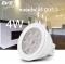LED MR16 FOG 12V 3, 4w หลอดแอลอีดี MR16 ฟอก 12V 3, 4วัตต์ เดย์ไลท์, วอร์มไวท์ หลอดแอลอีดี MR16 FOG มุมแสงกว้าง 110 องศา 12V ขนาด 3 และ 4 วัตต์ แสงขาวเดย์ไลท์, แสงเหลืองวอร์มไวท์ ขั้ว GU5.3 ใช้กับไดร์เวอร์ขนาด 12V