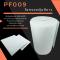 ใยกรองฝุ่นสีขาว PF009