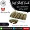 ปูนิ่ม (Soft Shell Crab) Size L (4-6 PCS./KG., 166-250G./PC.)