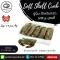 ปูนิ่ม (Soft Shell Crab) Size S (7-9 PCS./KG., 110-140G./PC)