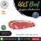 เนื้อสันนอกออสเตเรีย ตัดสเต็ก 230-250 กรัม (Grain Fed 100 Days) (Australia Striploin, Steak cuts 230-250 g./pc.)