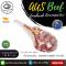 เนื้อโทมาฮอว์คออสเตเรีย ตัดสเต็ก 3,000 - 6,000 กรัม (Grain Fed 100 Days) (Australia Tenderloin, Steak cuts 3,000 - 6,000 g./pc.) (3-4 ซี่ ต่อชิ้น)