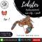 กุ้งล๊อบสเตอร์ทั้งตัวดิบ (Lobster) (600-650G/PC, 5 KGS./CTN)