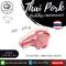 พอร์คชอปหมูตัดแต่ง ตัดสเต็ก (Thai Pork Chop) 300 – 320 กรัม ต่อชิ้น (Thai Pork Chop 300 – 320 G./pc.)