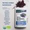 ผงบลูเบอร์รี่ป่าออร์แกนิค ฟรีซดราย Wild Blueberry powder (ยี่ห้อ LOOV)