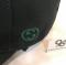 หมวกแท้100% Gucci Cap black ปักลายGG
