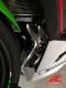 Ninja400 ABS สีดำเขียว  (ปิดการขาย)