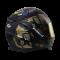 หมวก Harrier Armageddon ดำ-ทอง(ด้าน)