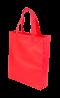 ถุงผ้าสปันบอนด์ 10x12 นิ้ว สีแดง