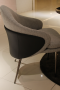 Angie Dining Chair X Arm Chair