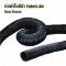 Flexible Ducts Hoses - ท่อผ้าใบสีดำ เคลือบพีวีซี Fabric Flexible Air Duct Hose