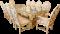 Gaelle Dining Set