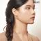 Bountiful RoseGold C-Curve Earrings