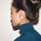 Lanna Rhombus Lantern Rhodium Earring
