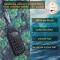 Genamaze salon pro limited black silver steel dot needle BS-paddle หวีแปรงชนิดด้ามไม้ซี่เหล็กหวีซอกซอนได้ลึกถึงหนังศรีษะ