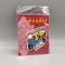 Rubber Magnet - Tuk Tuk