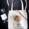 Thailand Map Canvas Bag