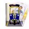 A5 Notebook - Tuk Tuk