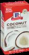 MCCORMICK COCONUT EXTRACT 29 ML. กลิ่นมะพร้าว