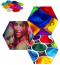 Color Party  สีฝุ่นธรรมชาติ 1 KG./PACK