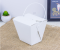 กล่องอาหารสีขาว/มีหูหิ้ว size s PACKING 50 PCS.