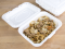 กล่องอาหารเยื่อไผ่ธรรมชาติ 1 ช่อง 11.5x16x5.5 cm. 50 PCS