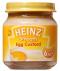 HEINZ EGG CUSTARD 110 G. อาหารสำหรับเด็กรสคัสตาร์ดไข่ 110 กรัม