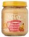 HEINZ CUSTARD WITH STRAWBERRY & BANANA 110 G. อาหารสำหรับเด็กรสคัสตาร์ดผสมสตรอเบอร์รี่และกล้วย 110 กรัม