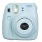 FUJIFILM INSTAX MINI  กล้องอินสแตนท์ สีฟ้า