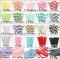 PAPER STRAWS หลอดกระดาษสีสวย มีแบบและสีให้เลือกมากมาย