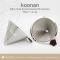 Koonan KN-8002 Filter-Free Environmental Protection Filter 1-4 cup