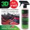 3D LVP CLEANER น้ำยาทำความสะภาดภายในรถยนต์ เบาะหนัง คอนโซล พวงมาลัย