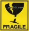 สติ๊กเกอร์ Fragile (ระวังแตก)
