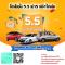 """เช่ารถสุดคุ้ม """"เช่า5วันฟรี1วันไปเลย กับโปร5.5 ยิ่งเช่ายาวยิ่งคุ้ม เดินทางด้วยรถเช่าส่วนตัวปลอดภัยกว่า"""