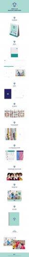 A.C.E - 2020 SEASONS GREETINGS (posters+Poster tube)