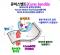 Moisturized Bandage/Hydrocolloid/Heel